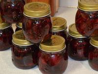 Recepty na zavařování červené řepy