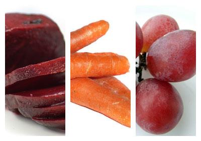 Detoxikační smoothie z červené řepy a mrkve