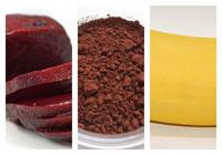 Náhled smoothie z kakaa a červené řepy